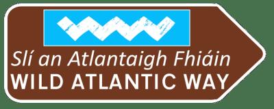 Logo de la Wild Atlantic Way - Irlande