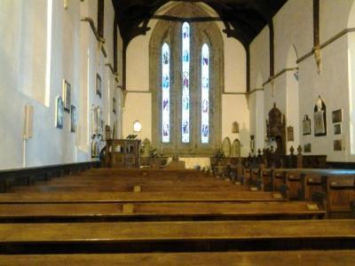 L'église St Flannan - Killaloe - Lough Derg (Irlande)