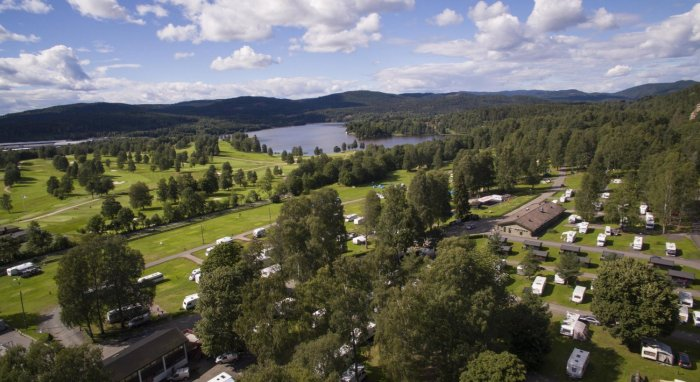 Bogstad camping - Oslo (Norvège)