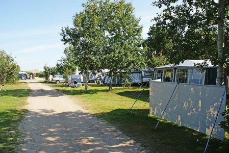 Skagen Rabjerg Mile camping - Danemark