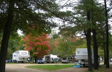 Camping Oakdale Koa