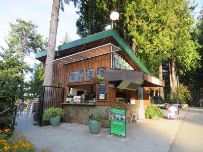 Living Forest RV Park - Nanaimo (île de Vancouver - Canada)