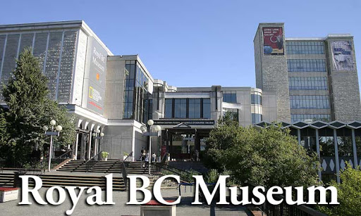 Royal BC Museum - Victoria (île de Vancouver - Canada)