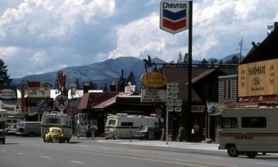 West Yellowstone - Montana (USA)