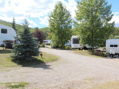 Calgary West Campground