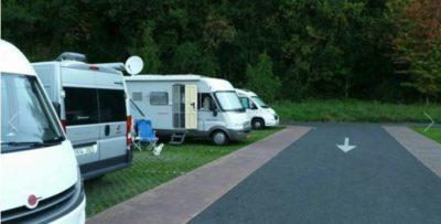 Aire de camping-car de San Sebastian