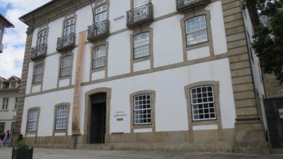 Guimaraes - Le musée Alberto Sampaio