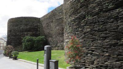Les remparts de Lugo