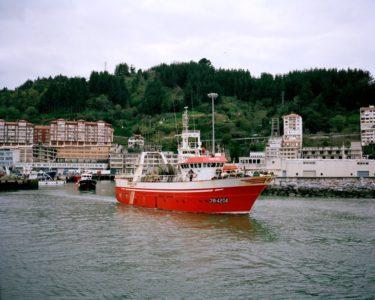 Le port d'Ondarroa