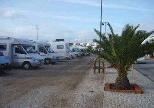 Aire de camping-car de Castro Marim