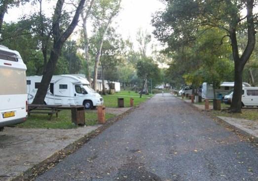 Camping de Lisbonne