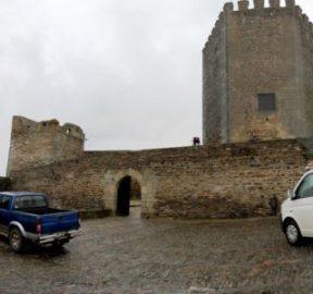 Le chateau de Monsaraz