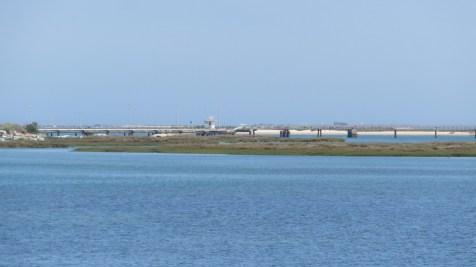La lagune de Ria Formosa