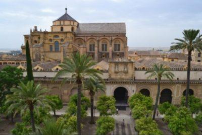 La chapelle San Bartolomé de Cordoue