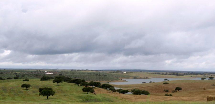 La rivière Guadiana