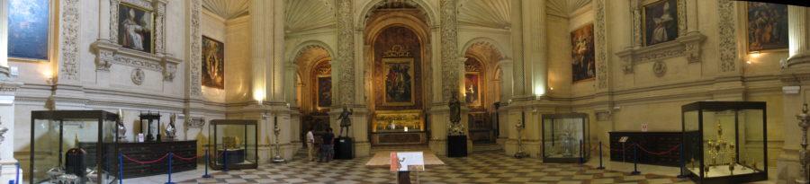 La sacristia Mayor de la Cathédrale de Séville