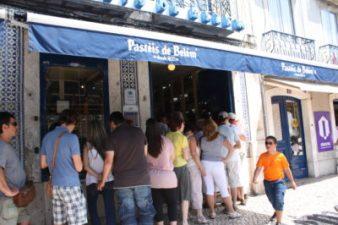 La Pâtisserie des pasteis de Belém