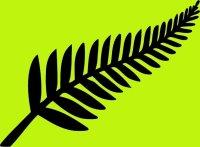 La fougère - symbole de la Nouvelle Zélande