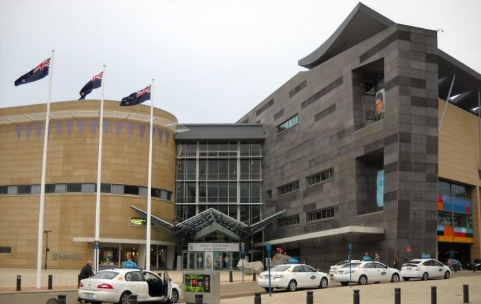 Musée Te Papa - Wellington (NZ)
