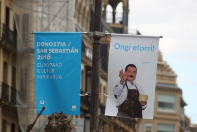 St Sébastien - Capitale européenne de la culture 2016