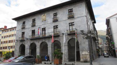 Azkoitia - la Mairie