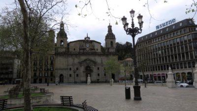 Bilbao - église St Nicolas