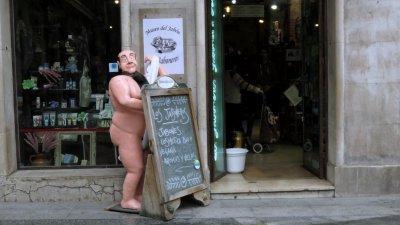Le jambon de Bilbao !
