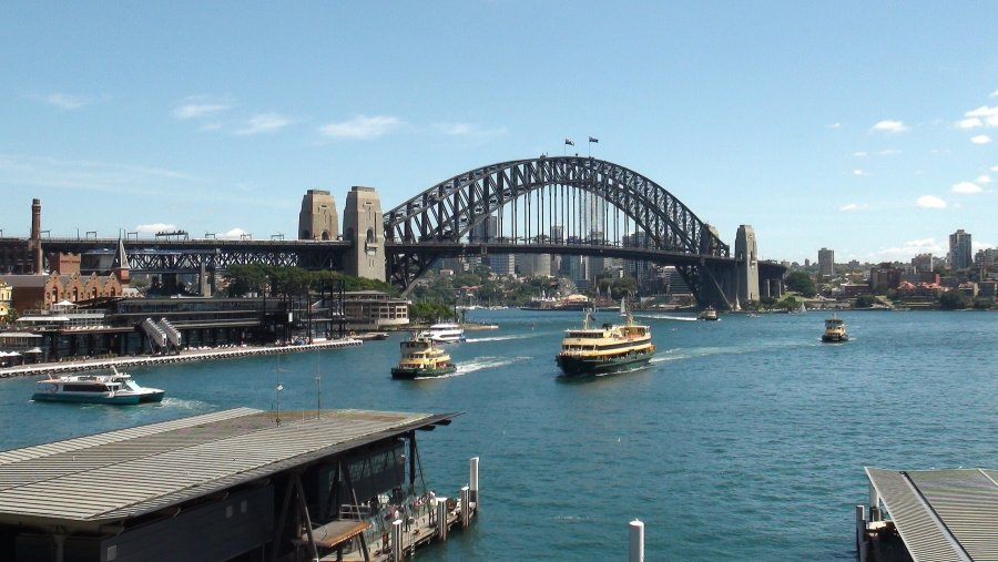 Harbour Bridge - Sydney (Australie)