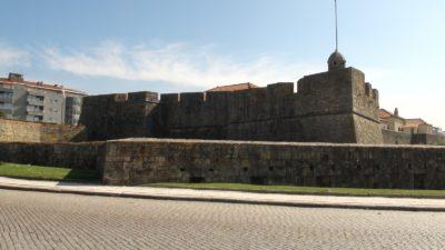 Porto - Fort of São Francisco do Queijo