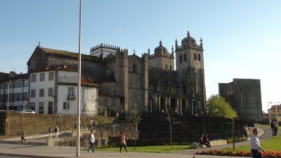 Porto - la Cathédrale