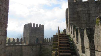 Guimaraes - Le château