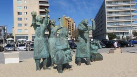 Porto - Tragedia Do Mar