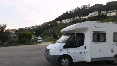 Penacova - Aire de camping-car