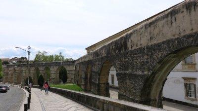 Coimbra - l'Aqueduc