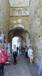 Coïmbra - Arc et Tour d'Almedina