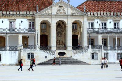Coïmbra - L'université
