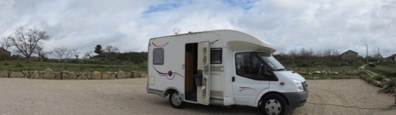 Aire de camping-car de Vilartao