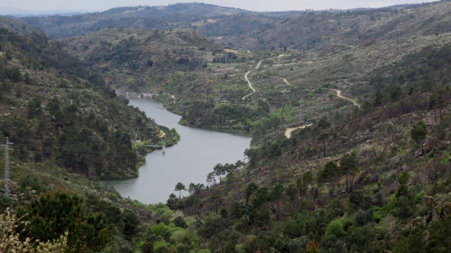 Paysage entre Vinhais et Bragança