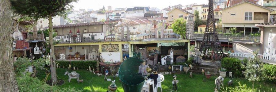 Jardin miniature à Bragança