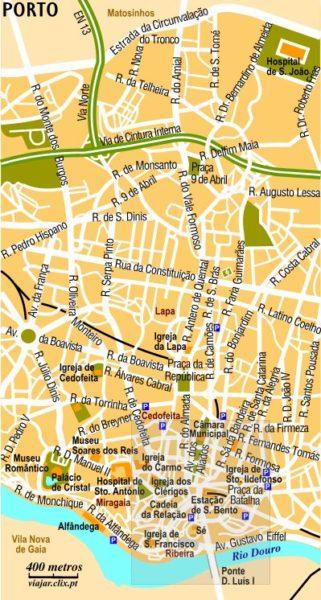 Porto centre