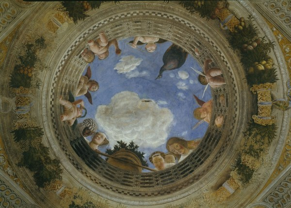 La fresque de la chambre nuptiale du palais ducal de Mantoue