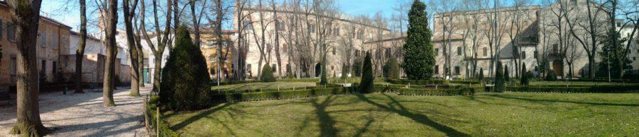 Piazza Pallone - Mantoue