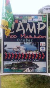 Camp Pod Maslinom - Orasac