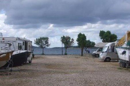 Aire de camping-car d'Orebic - Croatie