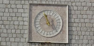 Horloge à 24h de Krk (Croatie)