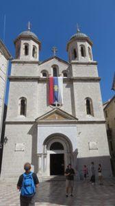 La cathédrale St Tryphon de Kotor - Monténégro