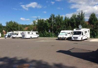 Aire de camping-car l'Epide - Belfort