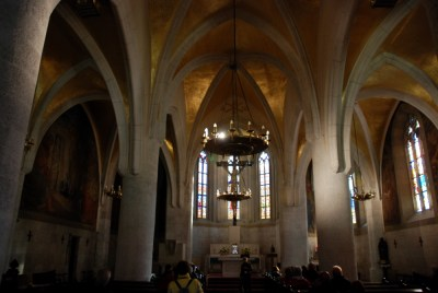 L'église St Marc - Zagreb
