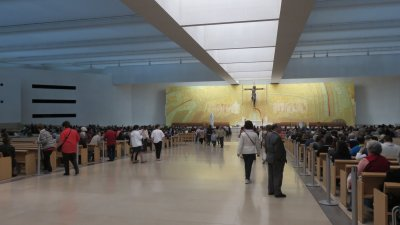 Eglise Sainte Trinité de Fatima