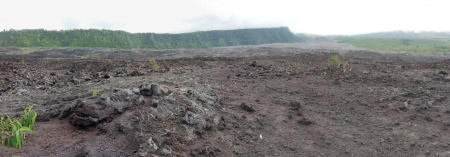 L'enclos du Grand Brûlé - Réunion